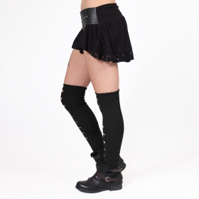 "Collants Liloo ""Moon\"", Noir"