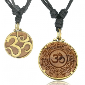 """Collier \""""Giant Ohm\"""""""