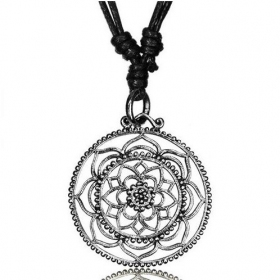 "Collier \""Lotus Kairav Pali\\\"""