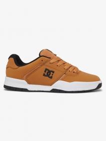 DC Shoes Central, Cuir camel