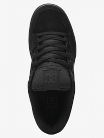 DC Shoes Pure, Cuir noir