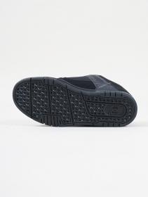 DC Shoes Stag, Cuir noir