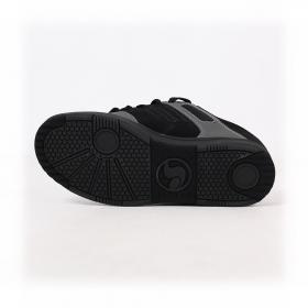 DVS Enduro 125, Cuir noir détails gris