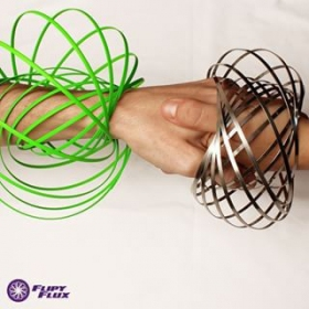FlypyFlux vert phosphorescent, un jeu d\'une autre dimension