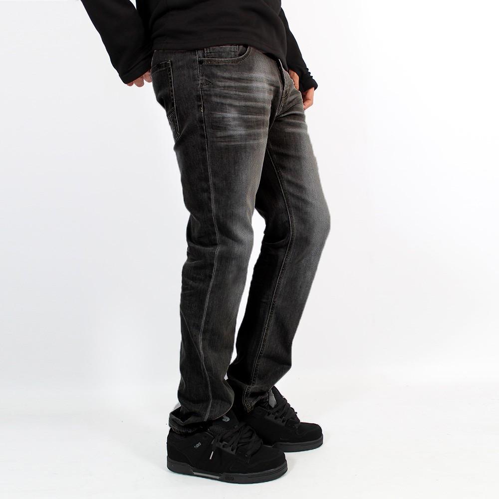 """Jeans \""""Rover\"""" Surplus, Noir vieilli"""