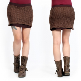 Jupe crochet \
