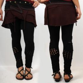 """Legging \\\""""shaurya\\\"""", noir"""