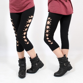 Leggings \\\'\\\'Shinta\\\'\\\', Noir