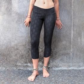 "Leggings ""Furiosa Drop\"", Noir"