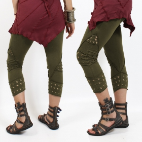 "Leggings ""Nirmala\"", Kaki"