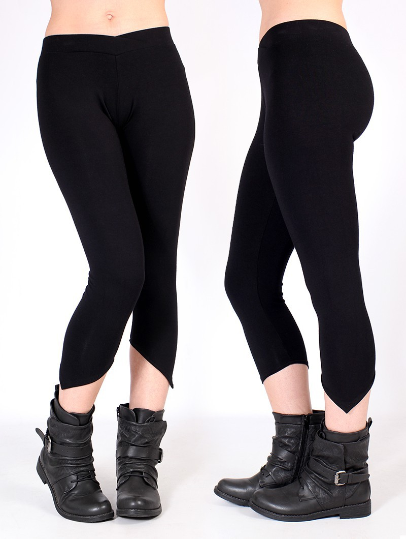 "Leggings ""Shayäa\"", Noir"