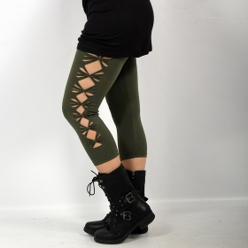 "Leggings ""Shinta\"", Kaki"