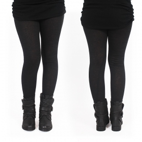 "Leggings long ""Keiköo\"", Noir"