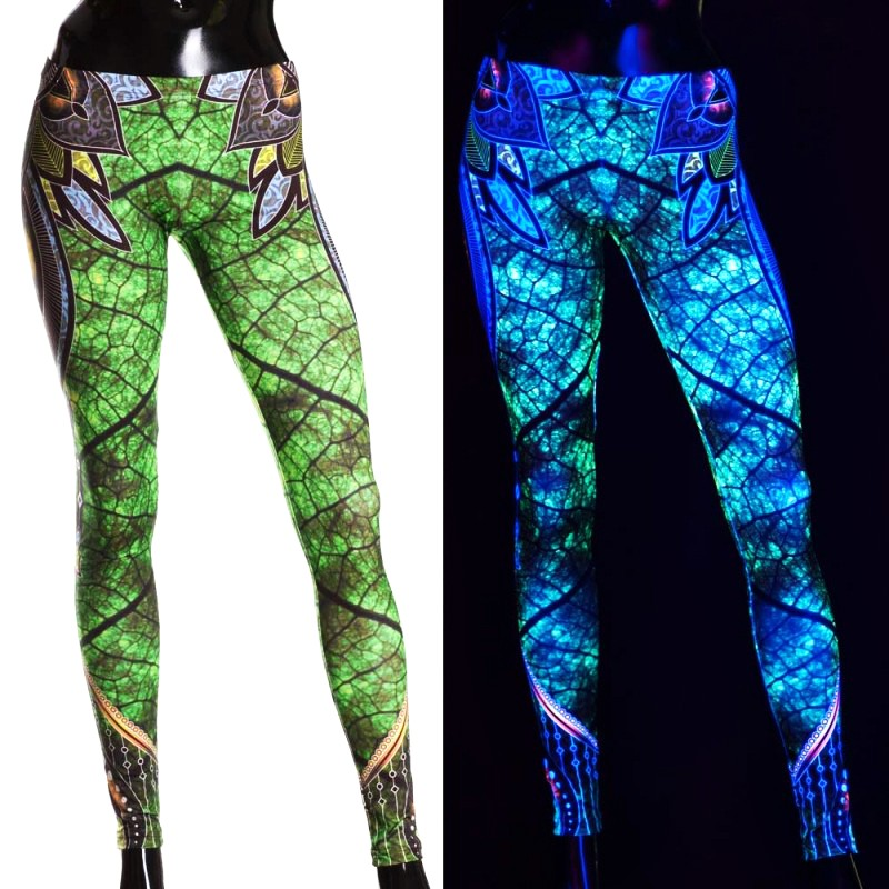 "Leggings UV ""Native\"", Multicolore"