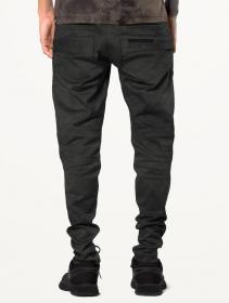 """Pantalon \""""Allusion\"""", Noir"""