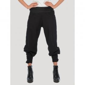 "Pantalon \""Idonea\"", Noir"