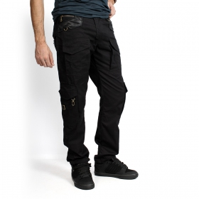 "Pantalon \""Pathfinder\"", Noir"