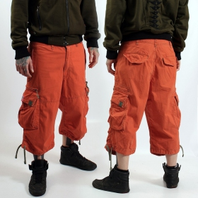 Pantalon 3/4 Molecule 45056, Orange