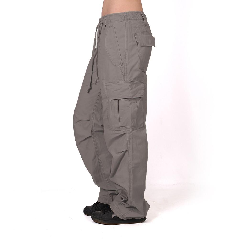 Pantalon baggy Molecule femme, Gris