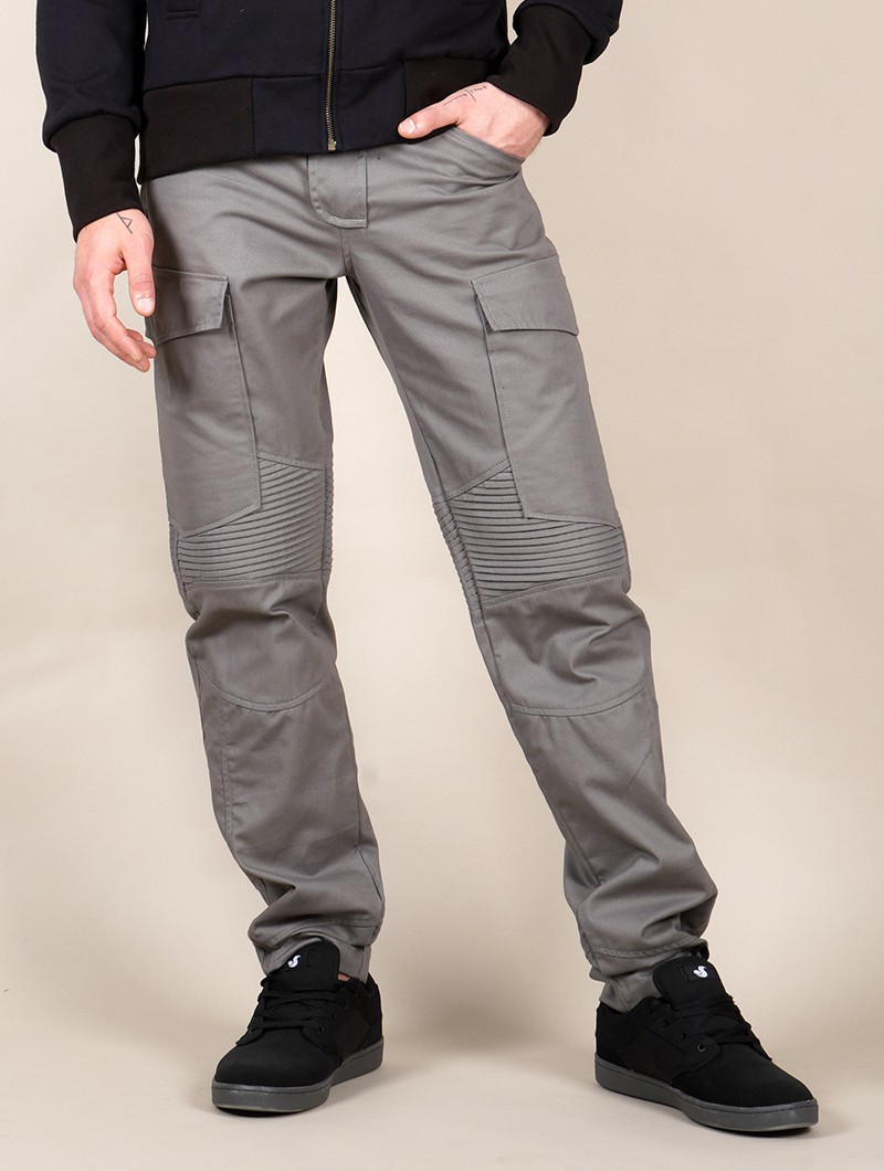 "Pantalon cargo \""Boromir\"", Gris"