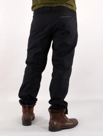 "Pantalon cargo \""Isildur\"", Noir"