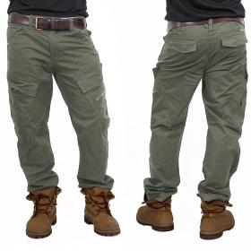 Pantalon coupe droite \