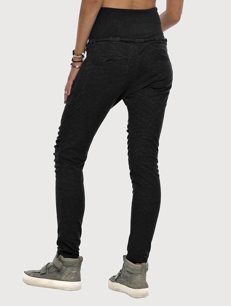"Pantalon jogging \""Yugo\"", Noir"