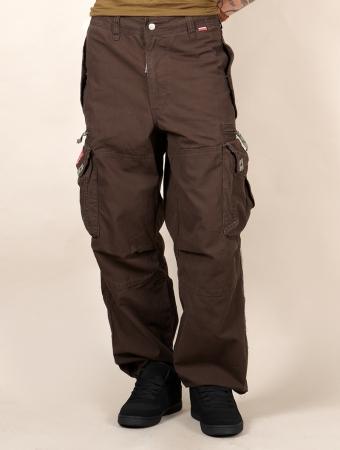 Pantalon Molecule 45019, Marron