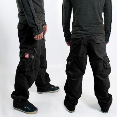 Pantalon Molecule 45019, Noir