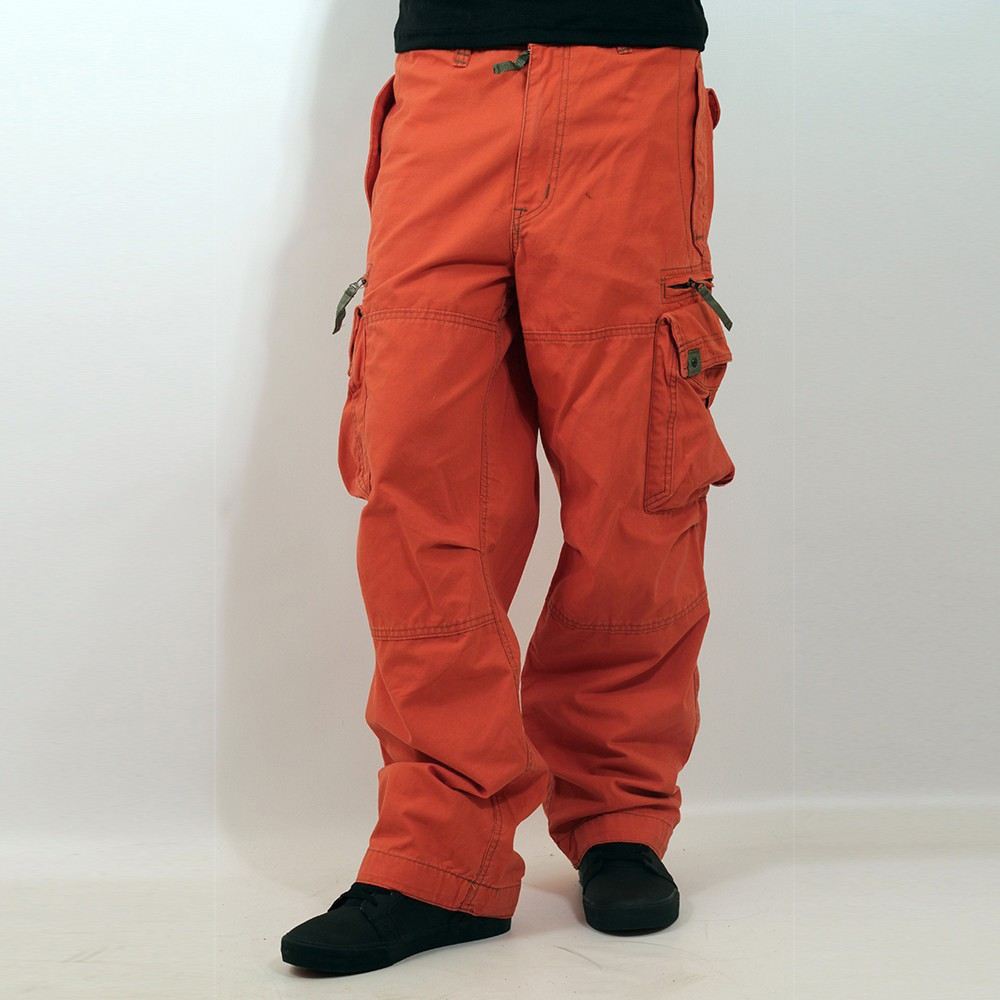 Pantalon Molecule 45019, Orange