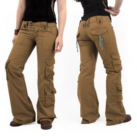 Pantalon Molécule 45062, Marron clair