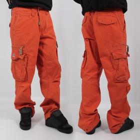 Pantalon Molecule 50005, Orange