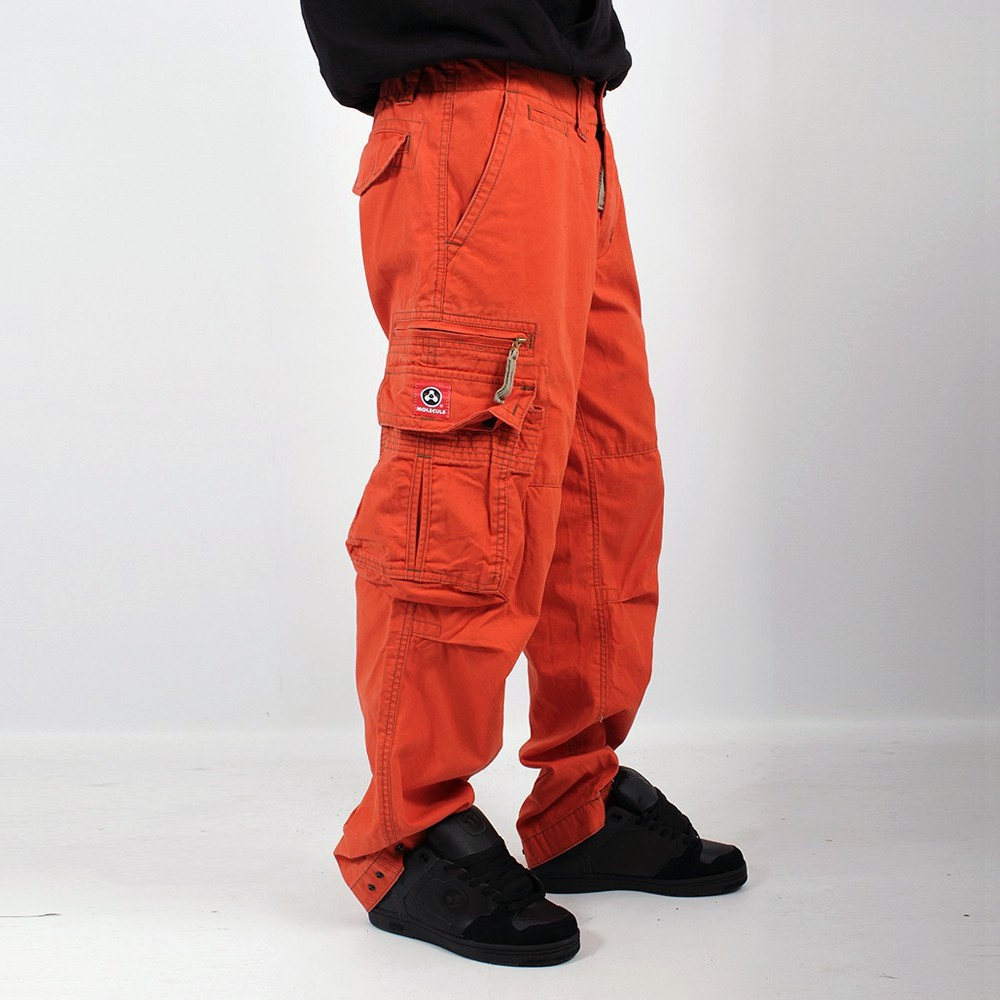 Pantalon Molecule 50005, Orange