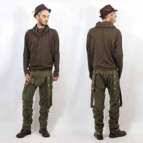 """Pantalon Psylo \\\""""Ottoman\\\"""", Kaki"""
