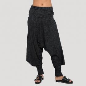 "Pantalon sarouel \""Celt Rmx\"", Noir"
