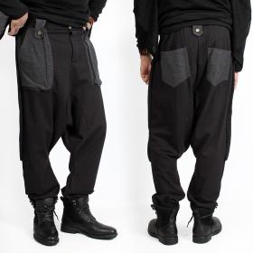 Pantalon sarouel \