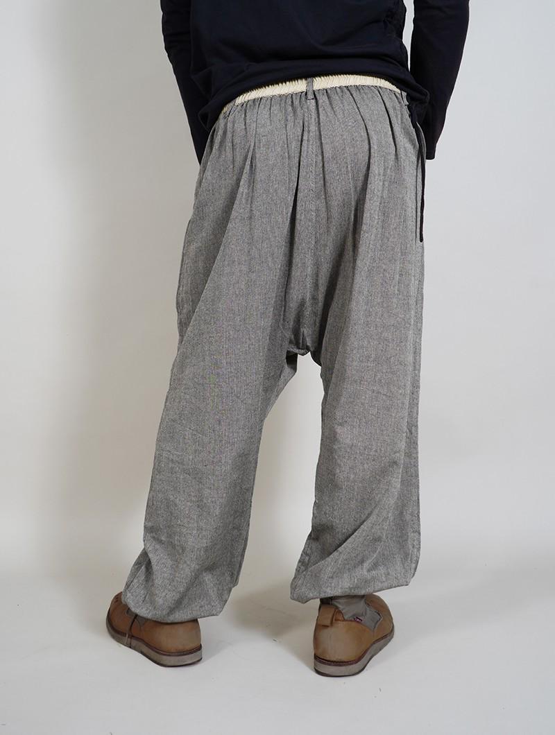 "Pantalon sarouel \""Niharika\"", Beige"