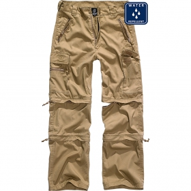 """Pantalon treillis 3in1 \""""Cargo Savannah\"""", Beige"""