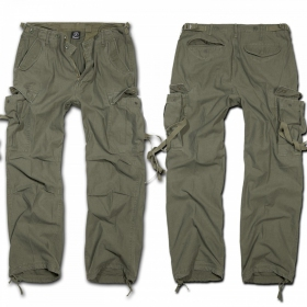 "Pantalon treillis Surplus \\\""Cargo M65 Vintage\\\"", Kaki"
