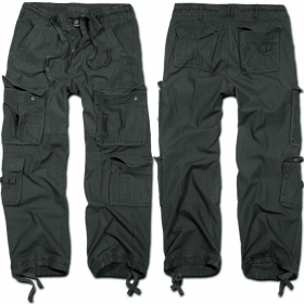 "Pantalon treillis Surplus \""Cargo Pure\\\"", Anthracite"