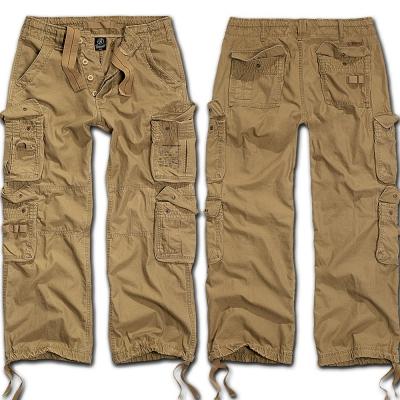 "Pantalon treillis surplus \\\""cargo pure\\\"", beige"