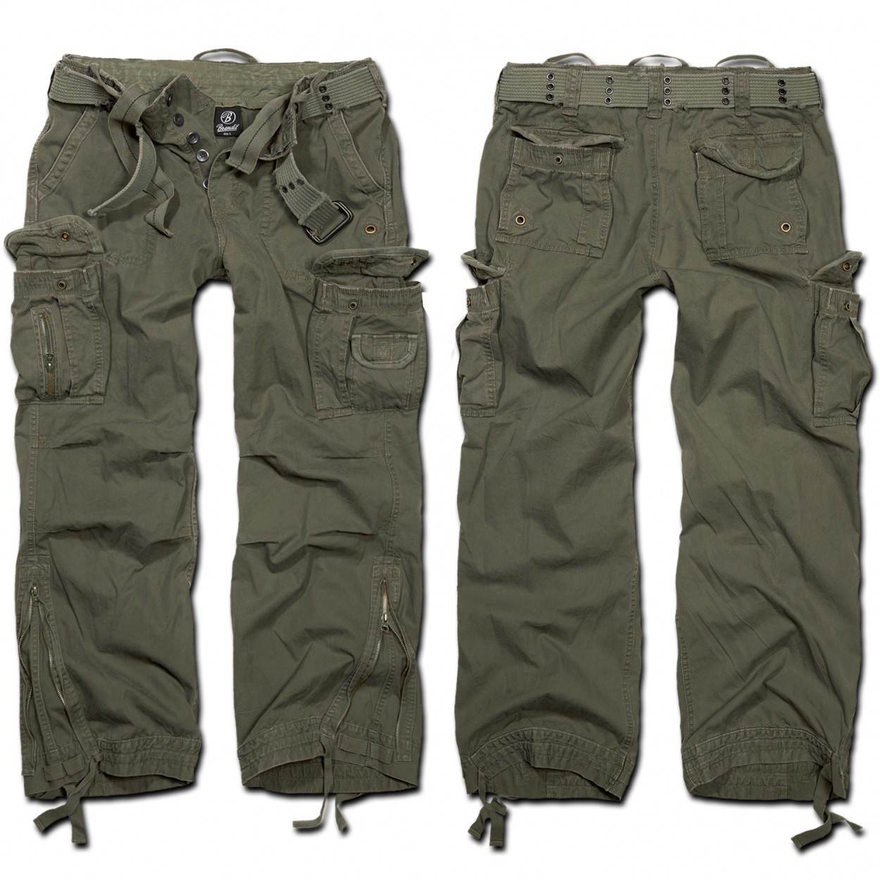 "Pantalon treillis Surplus \""Cargo Royal\\\"", Olive"