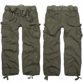 """Pantalon treillis Surplus \\\""""Cargo Royal\\\"""", Olive"""