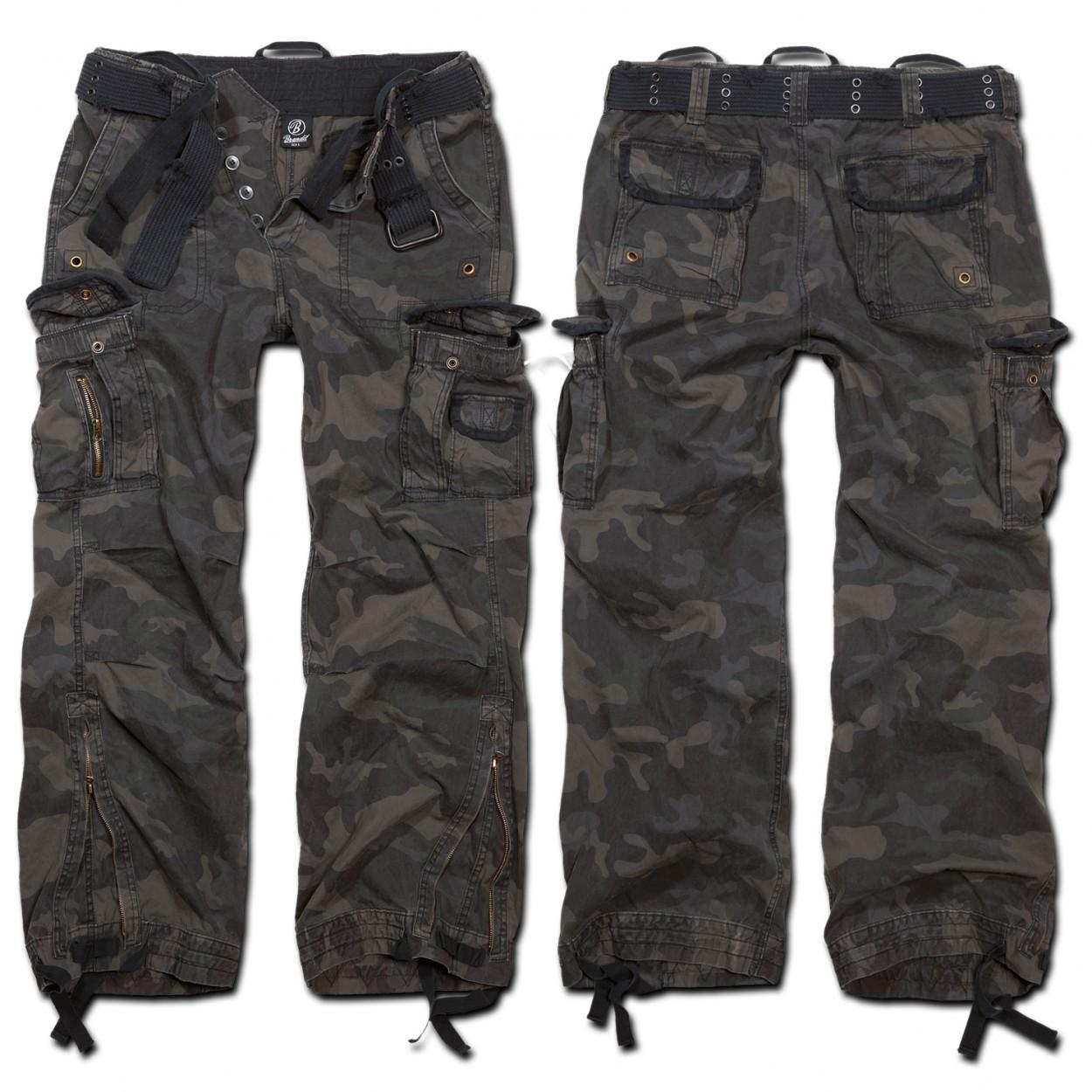 "Pantalon treillis surplus \\\""cargo royal\\\"""