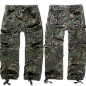 "Pantalon treillis Surplus \\\""Pure\\\"", Camouflage"