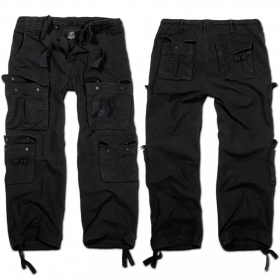 "Pantalon treillis Surplus ""Pure\"", Noir"