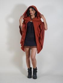 """Robe \""""Jadeite\"""", Noir et marron"""