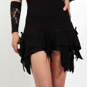 "Robe  liloo \\\""nehelenia\\\"", noir"