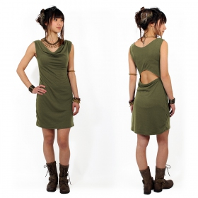 "Robe ""May-Lï\"", Olive"