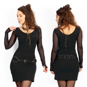 """Robe \""""Oneïssa\"""", Noir"""